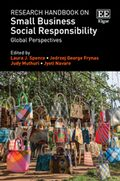 Cover Research Handbook on Small Business Social Responsibility