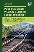 Cover Post-Communist Welfare States in European Context