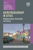 Cover Entrepreneurship in Cities