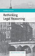 Cover Rethinking Legal Reasoning