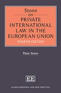Cover Stone on Private International Law in the European Union