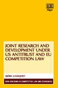 Cover Joint Research and Development under US Antitrust and EU Competition Law