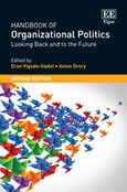 Cover Handbook of Organizational Politics