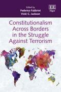 Cover Constitutionalism Across Borders in the Struggle Against Terrorism