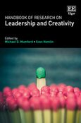 Cover Handbook of Research on Leadership and Creativity