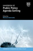 Cover Handbook of Public Policy Agenda Setting