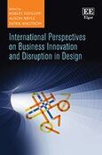 Cover International Perspectives on Business Innovation and Disruption in Design
