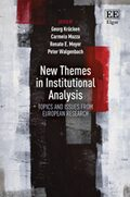 Cover New Themes in Institutional Analysis