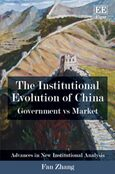 Cover The Institutional Evolution of China