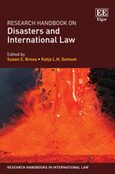Cover Research Handbook on Disasters and International Law