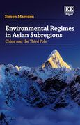 Cover Environmental Regimes in Asian Subregions
