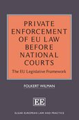 Cover Private Enforcement of EU Law Before National Courts