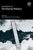 Cover Handbook of Territorial Politics