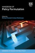 Cover Handbook of Policy Formulation