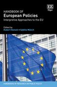 Cover Handbook of European Policies