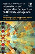 Cover Research Handbook of International and Comparative Perspectives on Diversity Management