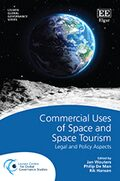 Cover Commercial Uses of Space and Space Tourism