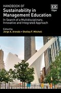 Cover Handbook of Sustainability in Management Education