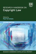 Research Handbook on Copyright Law