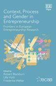 Cover Context, Process and Gender in Entrepreneurship