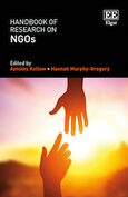 Cover Handbook of Research on NGOs