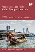 Cover Research Handbook on Asian Competition Law