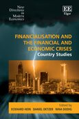 Cover Financialisation and the Financial and Economic Crises
