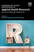 Cover Handbook of Theory and Methods in Applied Health Research