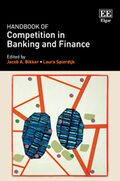 Cover Handbook of Competition in Banking and Finance