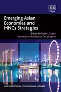 Cover Emerging Asian Economies and MNCs Strategies