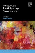 Cover Handbook on Participatory Governance
