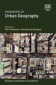 Cover Handbook of Urban Geography