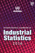 Cover International Yearbook of Industrial Statistics 2016