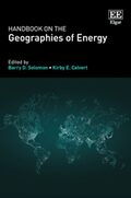 Cover Handbook on the Geographies of Energy