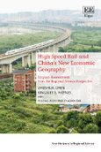 Cover High Speed Rail and China's New Economic Geography