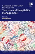 Cover Handbook of Research Methods for Tourism and Hospitality Management