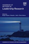 Cover Handbook of Methods in Leadership Research