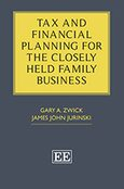Cover Tax and Financial Planning for the Closely Held Family Business