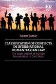 Cover Classification of Conflicts in International Humanitarian Law