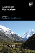 Cover Handbook of Geotourism