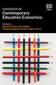 Cover Handbook of Contemporary Education Economics