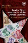 Cover Foreign Direct Investment and the Chinese Economy