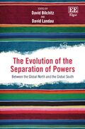 Cover The Evolution of the Separation of Powers
