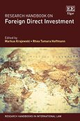 Cover Research Handbook on Foreign Direct Investment