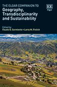 Cover The Elgar Companion to Geography, Transdisciplinarity and Sustainability