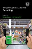 Cover Handbook of Research on Retailing