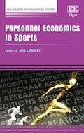 Cover Personnel Economics in Sports