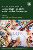 Cover Research Handbook on Intellectual Property and Creative Industries