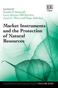 Cover Market Instruments and the Protection of Natural Resources