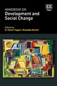 Cover Handbook on Development and Social Change